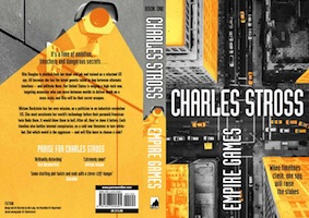 Charles Stross - Empire Games