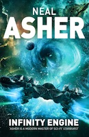 Neal Asher - Infinity Engine