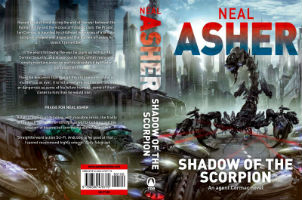 Neal Asher – Shadow of the Scorpion