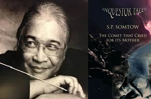 S. P. Somtow - The Comet that Cried for its Mother
