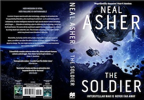 Neal Asher – The Soldier