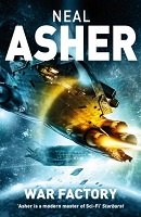 Neal Asher - War Factory